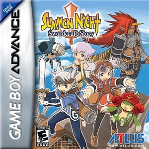 Summon Night: Swordcraft Story (2003) Online
