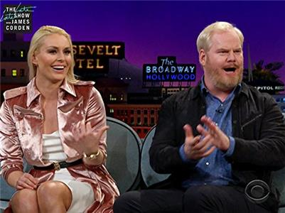 The Late Late Show with James Corden Lindsey Vonn/Jim Gaffigan/Albert Hammond Jr. (2015– ) Online
