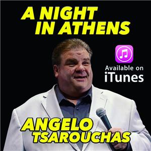 Angelo Tsarouchas: A Night in Athens Comedy Show (2014) Online