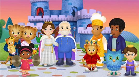 Daniel Tiger's Neighborhood King Daniel for the Day (2012– ) Online