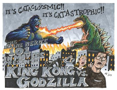 IN101M King Kong vs Godzilla (2011– ) Online