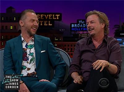 The Late Late Show with James Corden David Spade/Simon Pegg/Now United (2015– ) Online