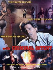 With Criminal Intent (1995) Online