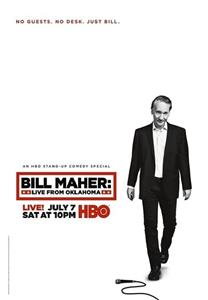 Bill Maher: Live from Oklahoma (2018) Online