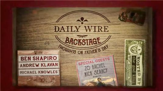 Daily Wire Backstage  Online