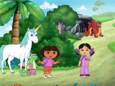 Dora the Explorer Isa's Unicorn Flowers (2000–2015) Online