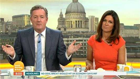 Good Morning Britain Episode dated 18 September 2018 (2014– ) Online