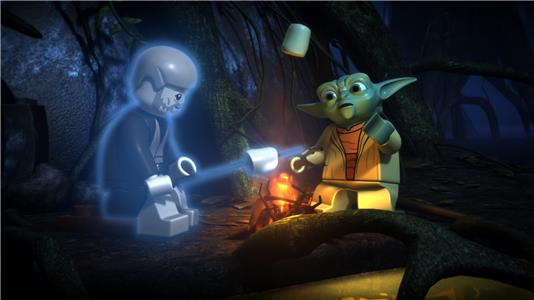 Lego Star Wars: Die Yoda Chroniken Escape from the Jedi Temple (2013– ) Online