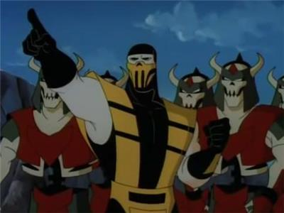 Mortal Kombat: Defenders of the Realm Sting of the Scorpion (1995–1996) Online