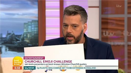 Good Morning Britain Episode dated 10 January 2018 (2014– ) Online