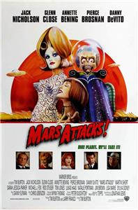 Mars Attacks! (1996) Online