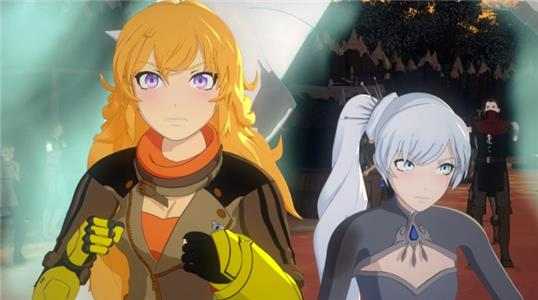 RWBY Lighting the Fire (2012– ) Online