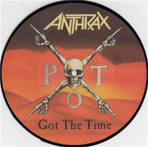 Anthrax: Got the Time (1990) Online