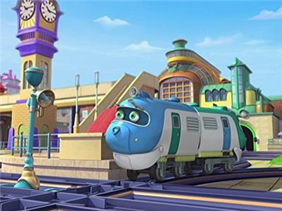 Chuggington Little Trainees Hoot's Funny Colours (2017– ) Online