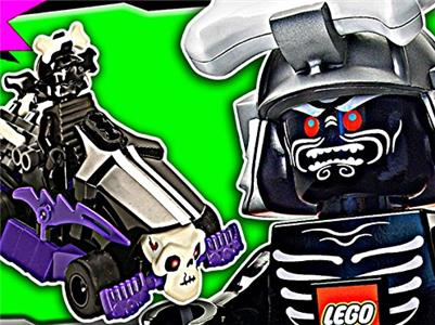 Clip: Lego Set Builds Custom Builds - Artifex Clip: Ninjago Garmadon's Go-Kart (2013– ) Online