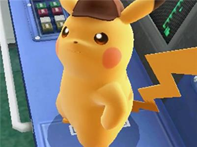 Detective Pikachu Gameplay The Case of the Missing Mask Solved (2018– ) Online