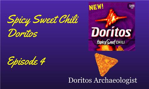 Doritos Archaeologist Sweet Spicy Chili (2018– ) Online