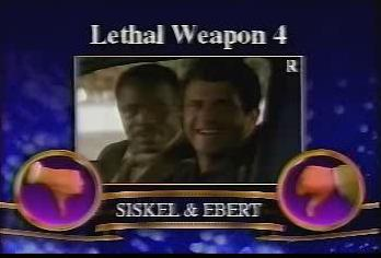 Siskel & Ebert & the Movies Lethal Weapon 4/Whatever/Small Soldiers/Madeline/Pi (1986–2010) Online