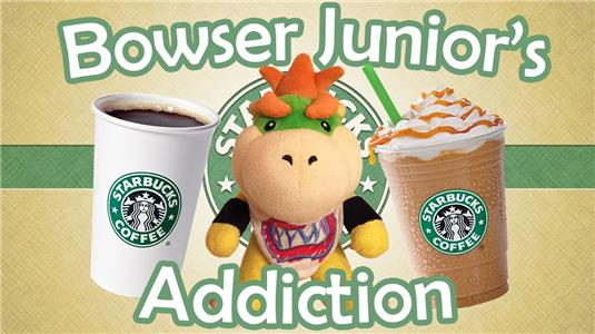 Super Mario Logan Bowser Junior's Addiction (2007– ) Online