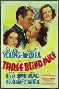 Three Blind Mice (1938) Online