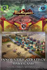 Three Kingdoms: Massive War (2018) Online