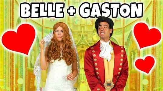 Totally TV Belle and Gaston Get Married? (2017– ) Online