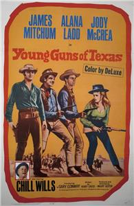 Young Guns of Texas (1962) Online