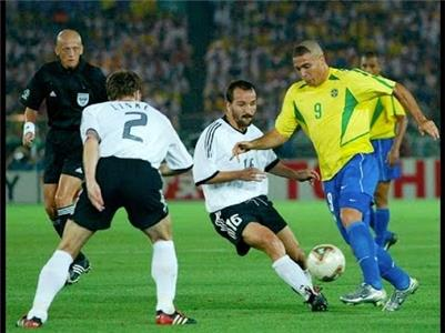 2002 FIFA World Cup Final: Germany vs. Brazil (2002– ) Online