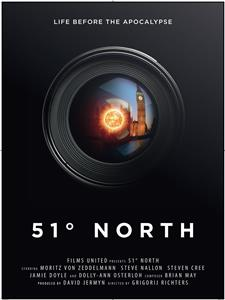 51 Degrees North (2015) Online