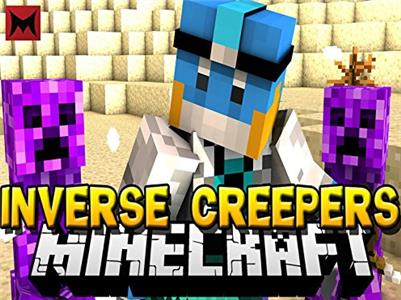 Mine Block: Mods Inverse Creepers Mod (2011–2018) Online