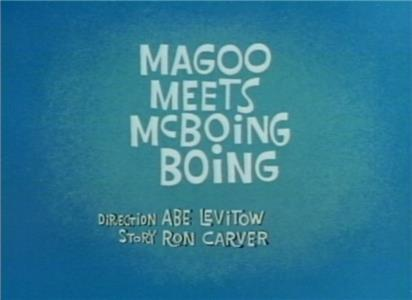 Mister Magoo Magoo Meets McBoing Boing (1960–1961) Online