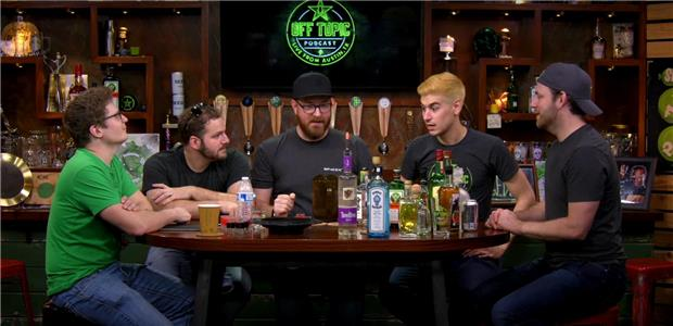 Off Topic The Gang Fixes the Internet (2015– ) Online