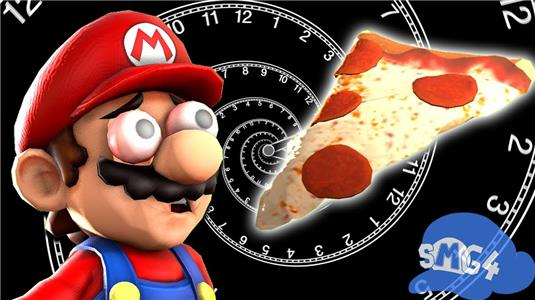 SuperMarioGlitchy4 SMG4: Mario waits for pizza (2011– ) Online