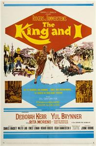 The King and I (1956) Online