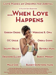 When Love Happens (2014) Online