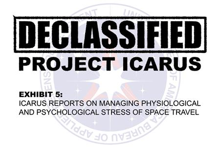 Declassified Project Icarus - Exhibit 5 (2017– ) Online