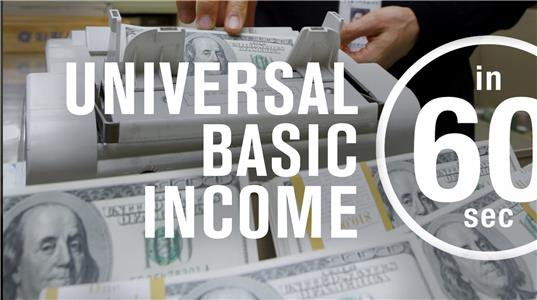 In 60 Seconds Introducing the universal basic income (2016– ) Online