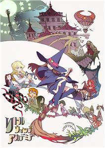 Little Witch Academia (2013) Online