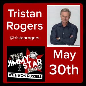 The Jimmy Star Show with Ron Russell Tristan Rogers/Diane Franklin (2014– ) Online