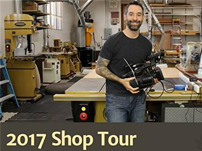 The Wood Whisperer 2017 Shop tour (2006– ) Online