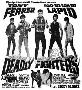 Deadly Fighters (1970) Online