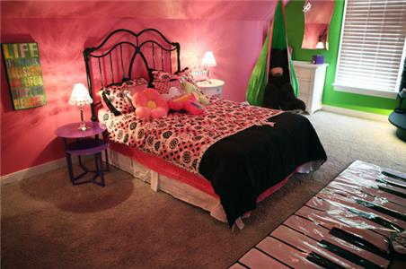 Fix It & Finish It Drab Office to Fabulous Bedroom (2014– ) Online