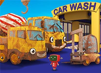 Gecko's Garage Cleaning muddy trucks in the car wash with gecko's garage (2015–2017) Online