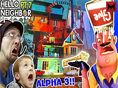 Let's Play with FGTeeV Goodbye Hello Neighbor! (2015– ) Online
