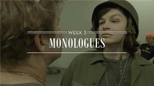 Master Class: The Web Series Week 3: Monologues (2015) Online