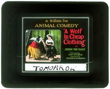 A Wolf in Cheap Clothing (1927) Online
