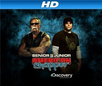 American Chopper: Senior vs. Junior  Online