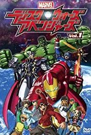 Marvel Disk Wars: The Avengers Protect the Top-Secret Data! (2014– ) Online