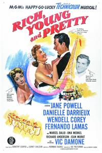 Rich, Young and Pretty (1951) Online