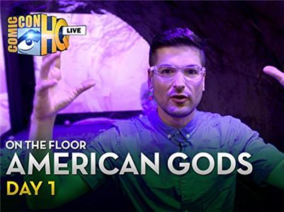 San Diego Comic-Con 2016 American Gods Booth (2016– ) Online